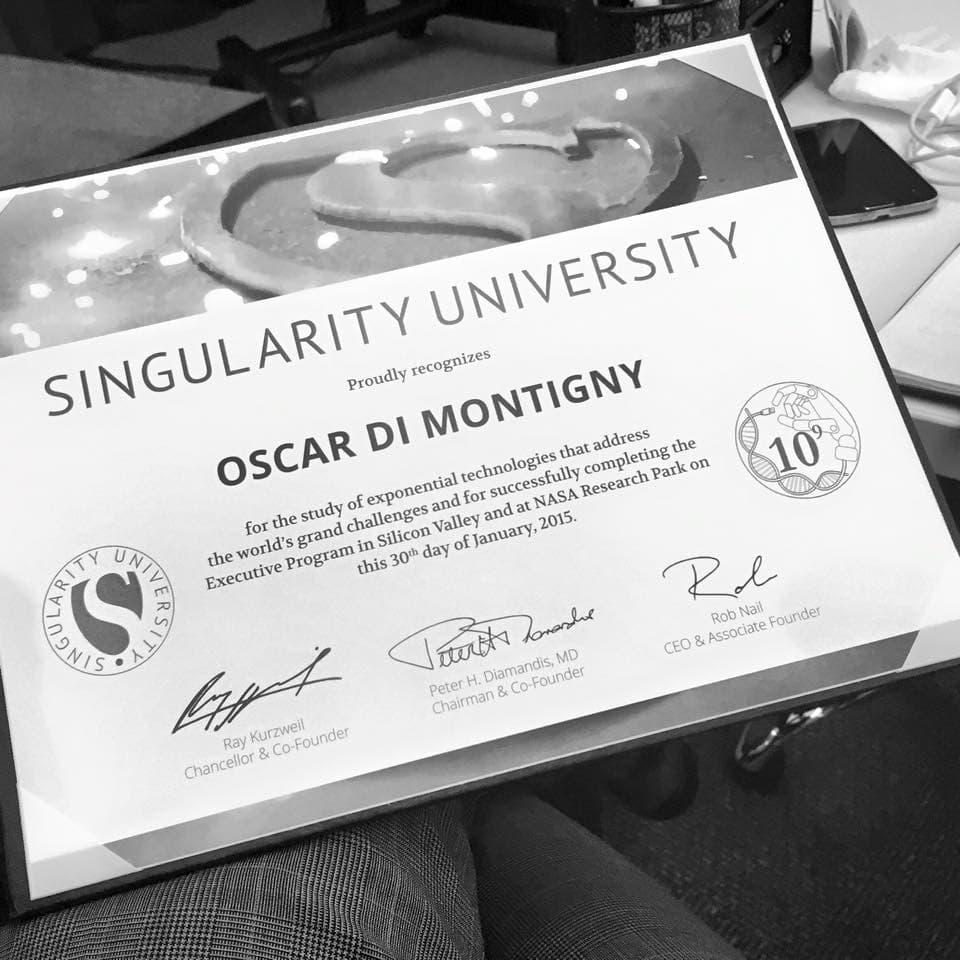 Videodiario di una settimana in Singularity University: vi racconto il futuro (incredibile) che ci aspetta