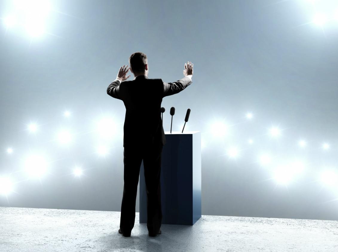 Paura di parlare in pubblico? Cinque semplice regole per mantenere il controllo