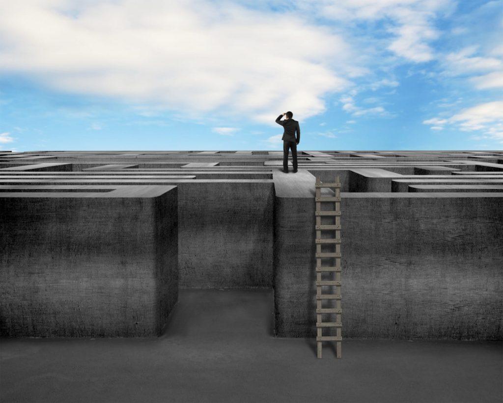Cinque passi per risolvere un problema in azienda (bene e velocemente)