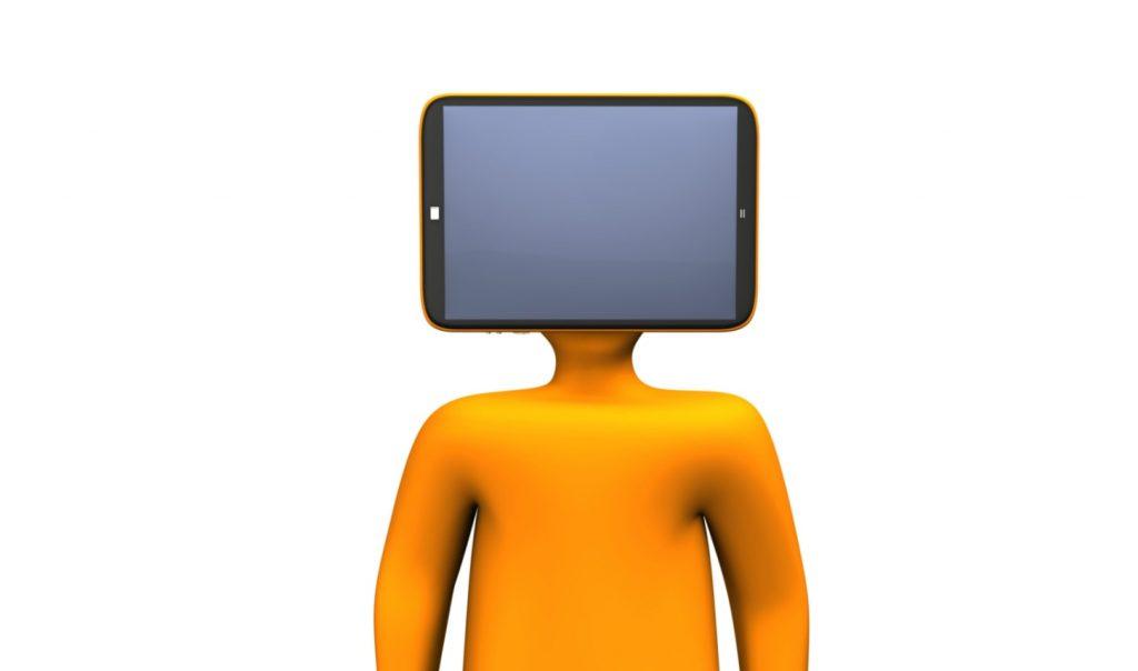Quanto tempo riesci a non guardare lo schermo dello smartphone?
