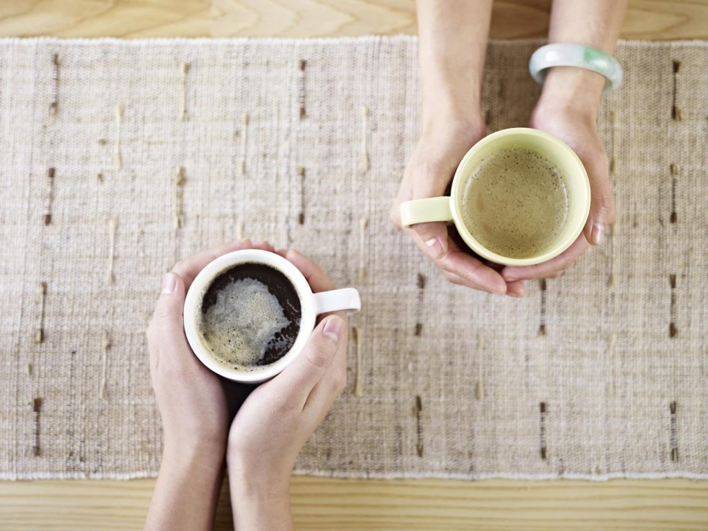 Investiamo tempo in relazioni autentiche con le persone che ci circondano, loro investiranno in noi