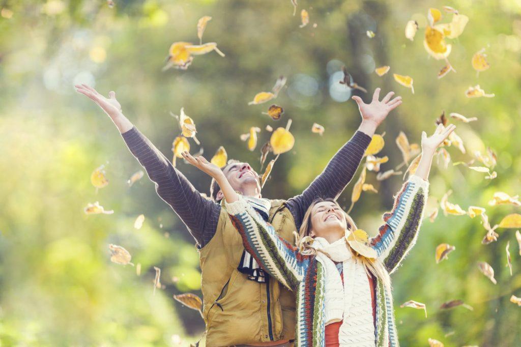 Le persone che vivono meglio, sono quelle che trovano un equilibrio tra ottimismo e realtà