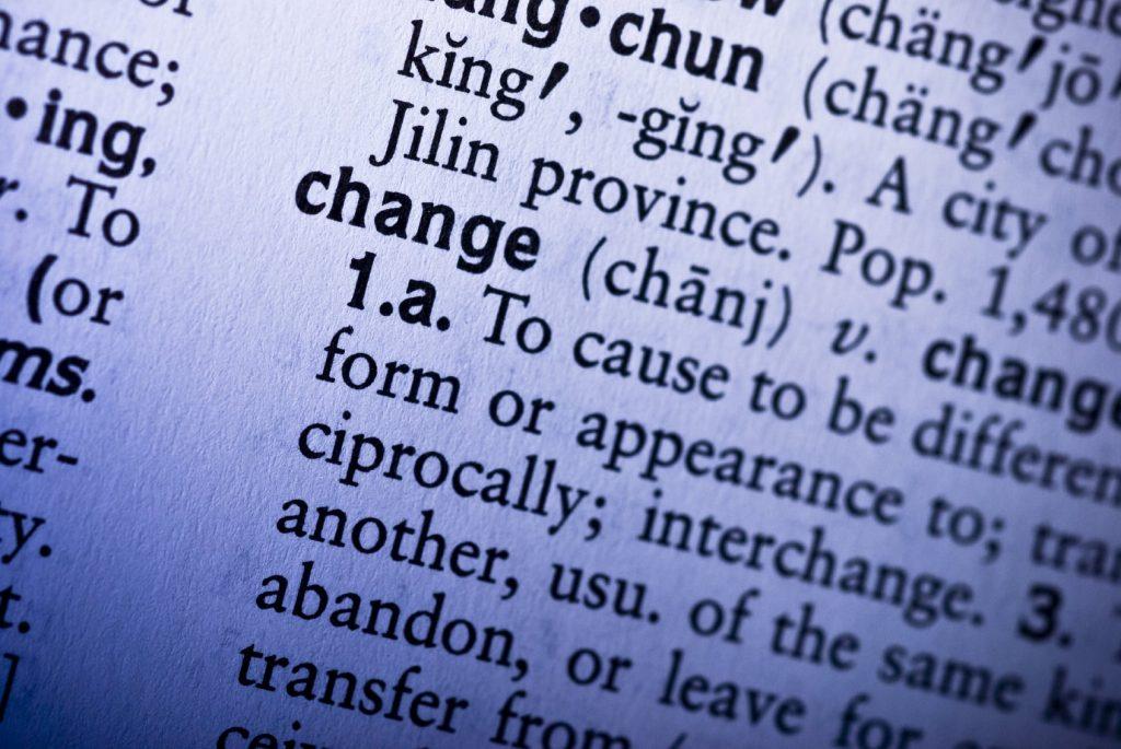 Per cambiare il mondo partiamo dalle piccole cose. Solo così potremo farcela realmente