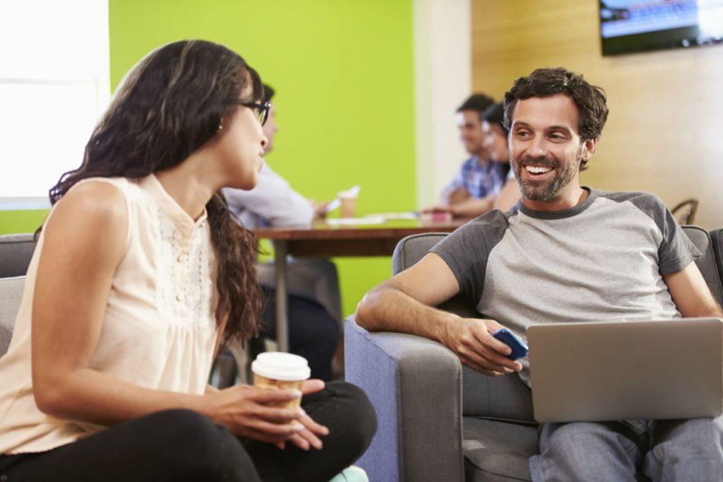 L'empatia degli spazi: cambiare gli uffici, migliorare efficacia ed efficienza