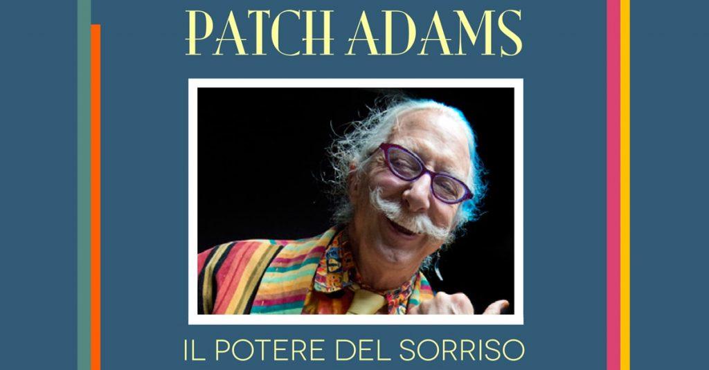 """Scarica l'ebook """"Il potere del sorriso"""" di Patch Adams"""
