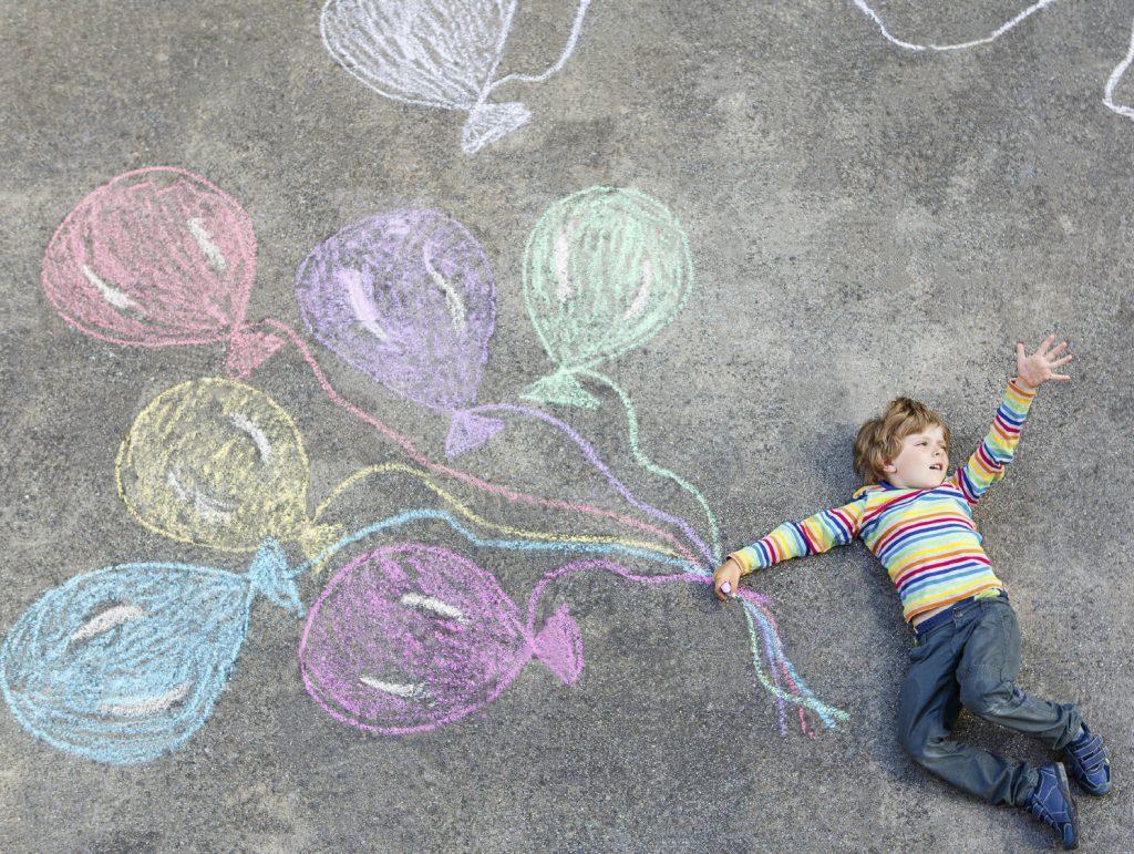 I grandi sogni sono visioni che includono strategie per renderli reali