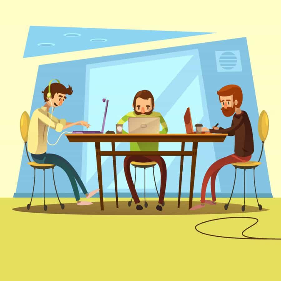 Coworking: un serbatoio infinito di collaboratori per far crescere l'azienda