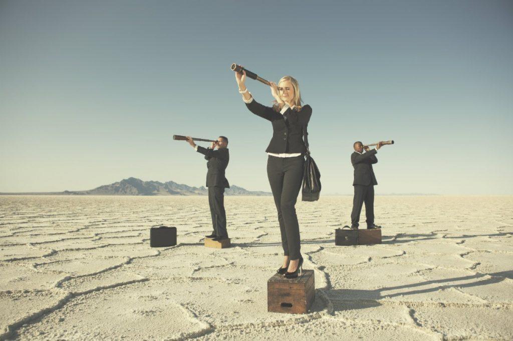 Con le donne al comando l'azienda è più ricca e collaborativa