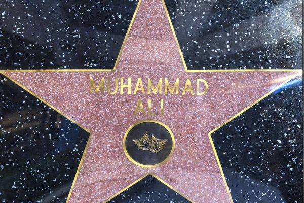 Muhammad Alì, the Greatest Of All Time