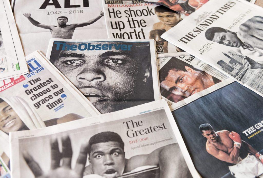 Da Malcom X a Foreman: quindici personaggi spiegano la grandezza di Muhammad Ali