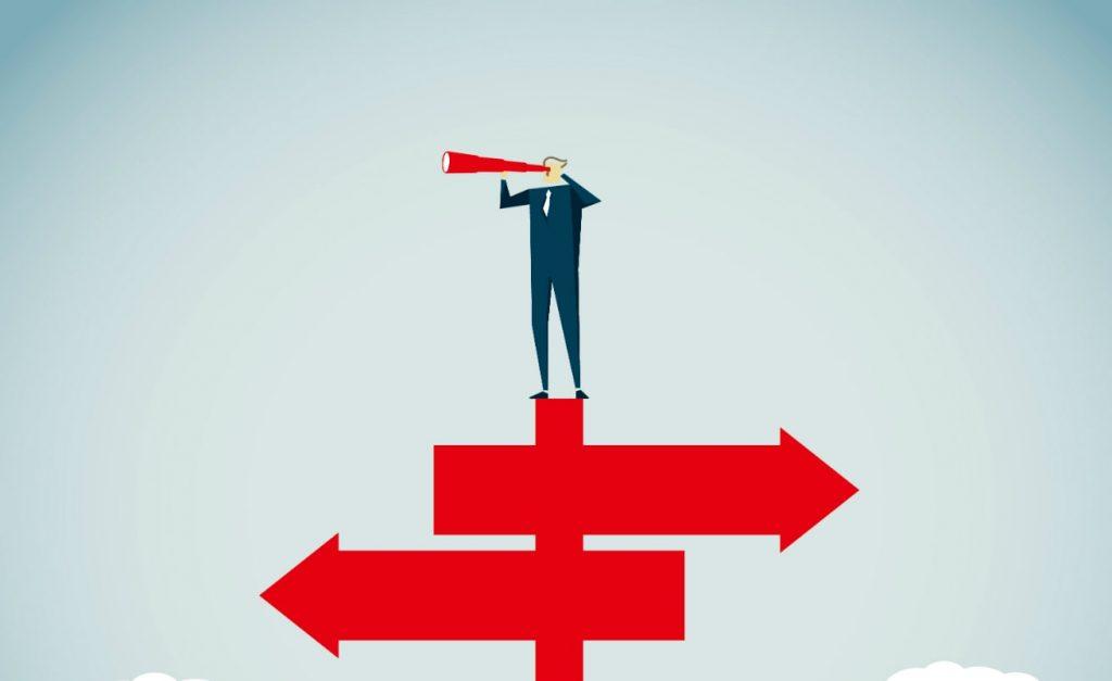 Sliding doors: perché pensare alle svolte professionali mancate ci aiuta a essere migliori