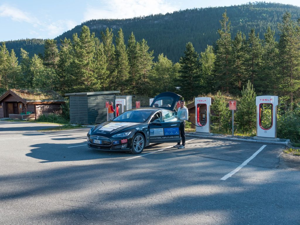 Tesla S Future, Day 5. Puntando verso Sud, portando a casa tanto Nord