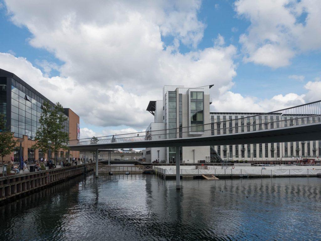 Tesla S Future, Day 6. In giro per Copenhagen, assorbendo tutta la sua energia green