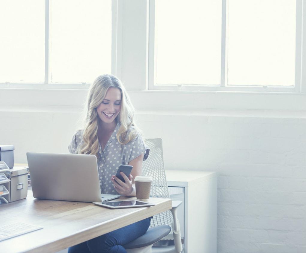 Con fiducia, comunicazione ed engagement lavorare da casa diventa cool