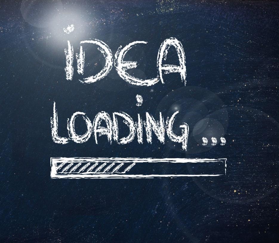 Il modo migliore per avere una buona idea è avere tante, tante idee