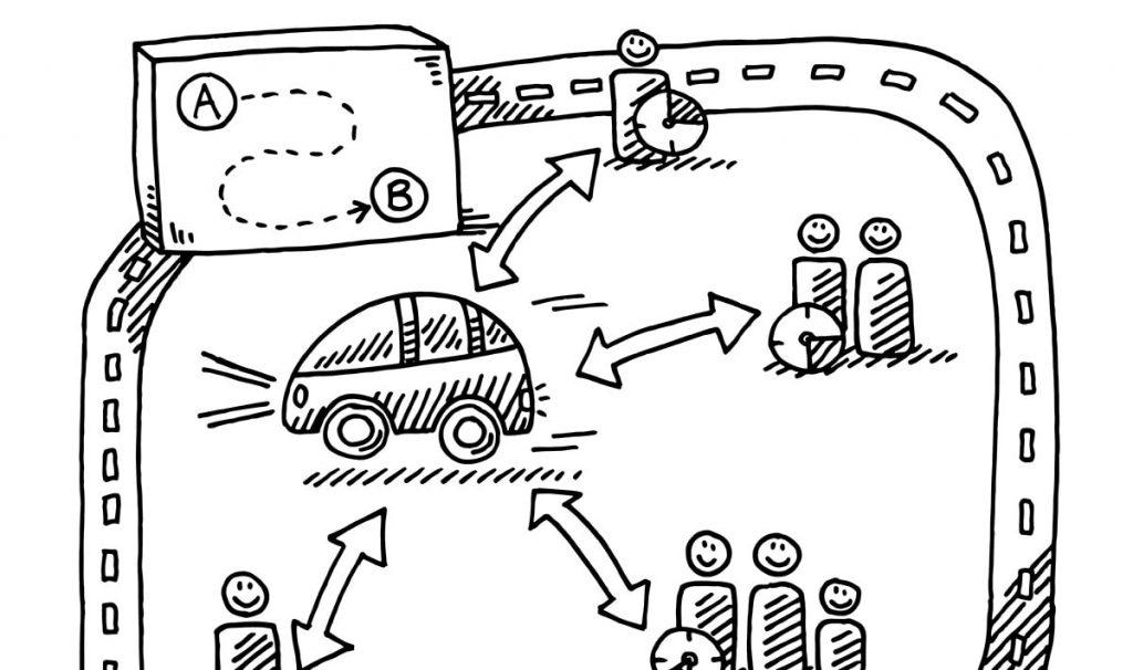 Auting, il servizio di car sharing per chi vuole condividere la propria auto