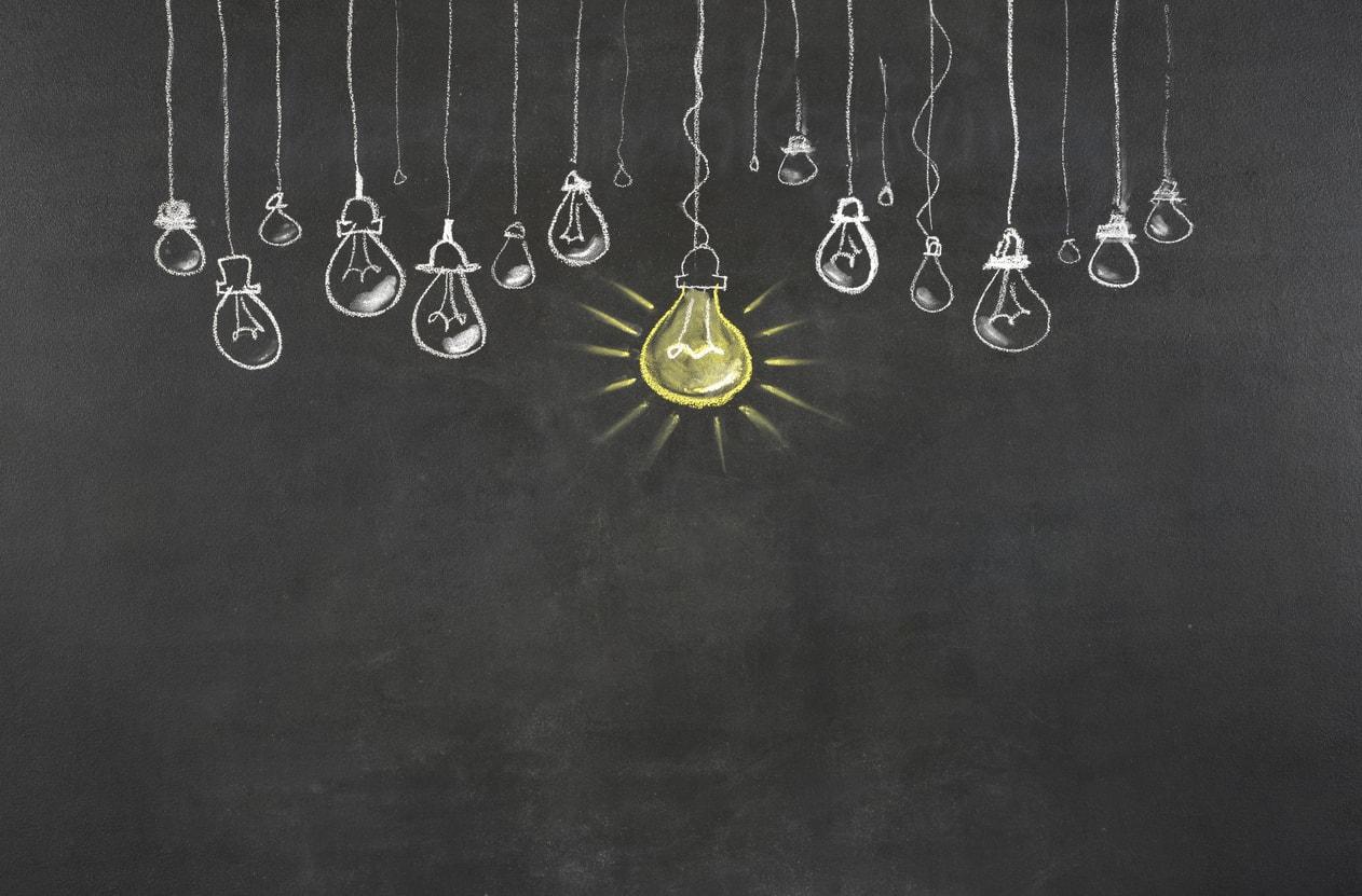 Libera la tua mente: le idee creative generano gioia