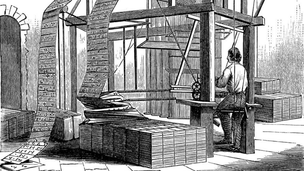 Il digital è nato in Europa, nell'Ottocento. Ecco perché