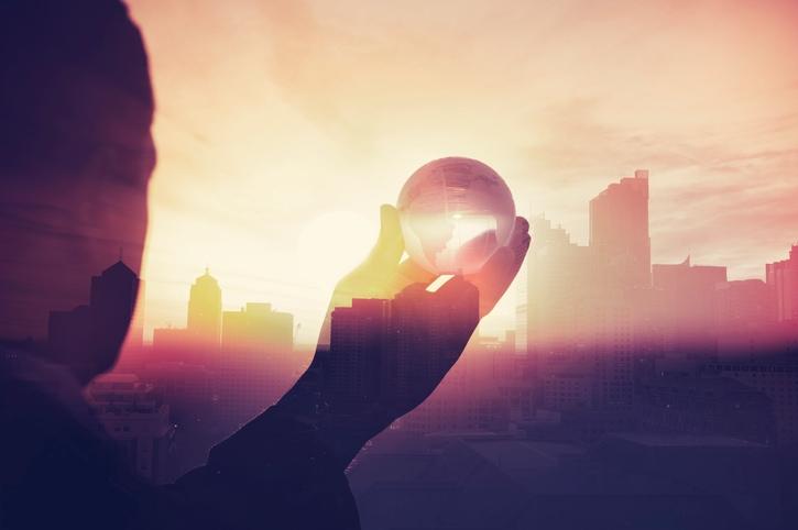 La visione è l'arte di vedere cose invisibili