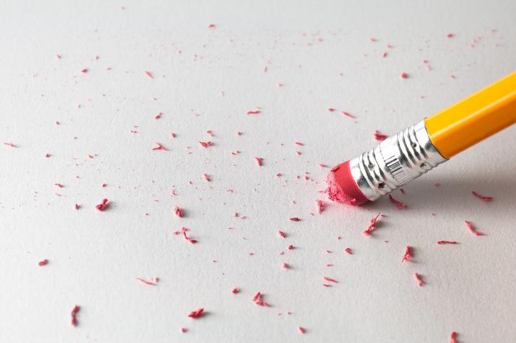 Gli errori sono opportunità solo se lavoriamo (delicatamente) su noi stessi