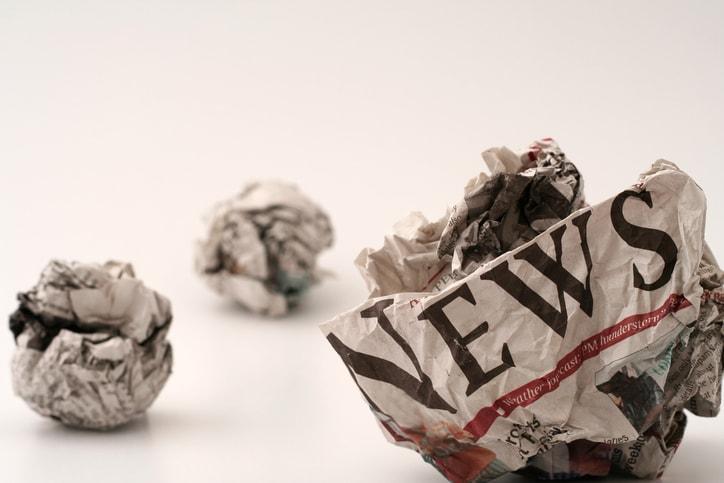 Non condividere notizie false, ne va della tua reputazione