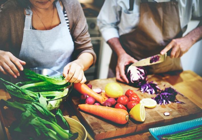 La cucina è di per sé scienza, sta al cuoco farla diventare arte