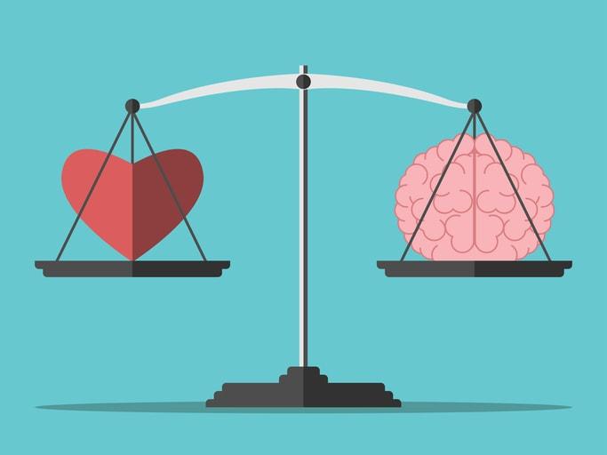 4 essenziali ragioni per cui l'intelligenza emotiva conta anche sul lavoro
