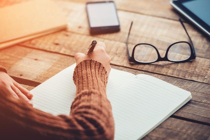 Se vuoi cambiare il mondo, prendi la penna e scrivi