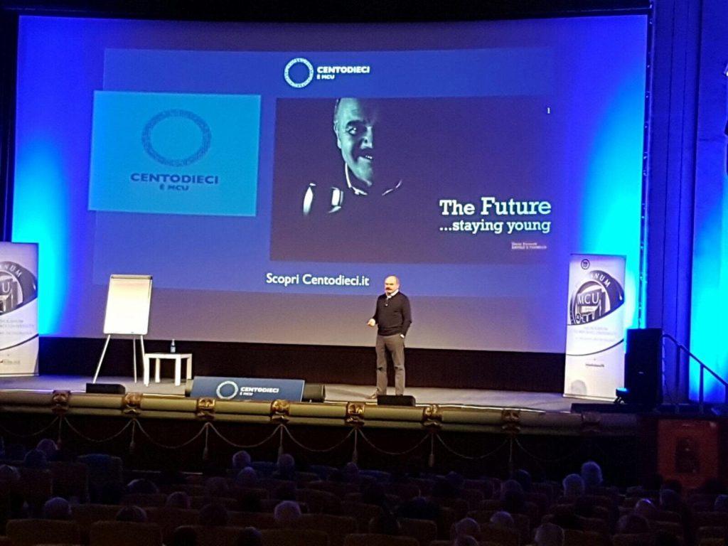 """""""The Future… Staying Young"""": parola di Oscar Farinetti"""