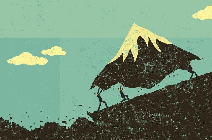 Costruisci le tue ambizioni, ma non lasciarti costruire dalle tue ambizioni