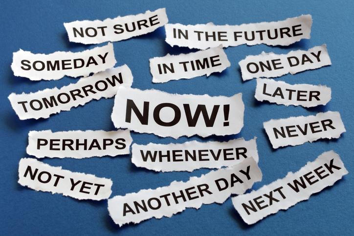 Non è mai troppo tardi per essere ciò che avresti potuto essere