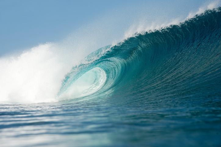 Sono le onde a impedire che i mari siano semplicemente delle enormi pozzanghere