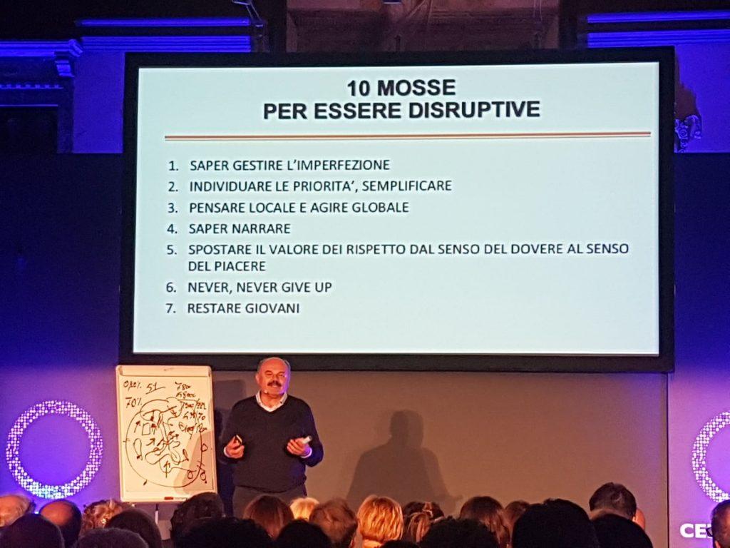 Le 10 mosse per essere innovativi secondo Oscar Farinetti