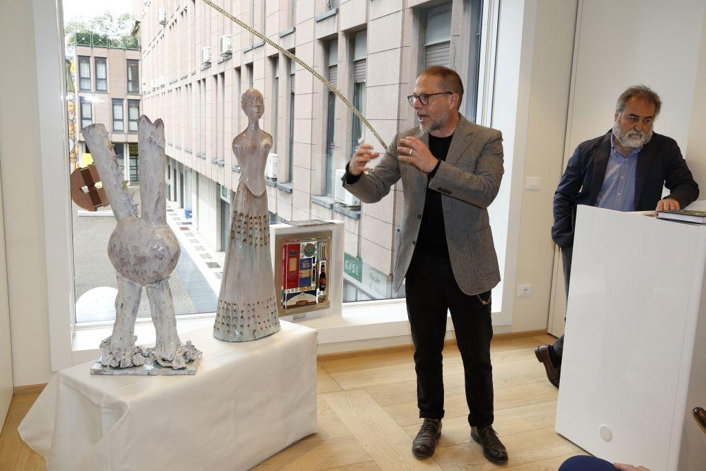 Visita Trappolando, la mostra che Centodieci è Arte dedica a Fausto Melotti