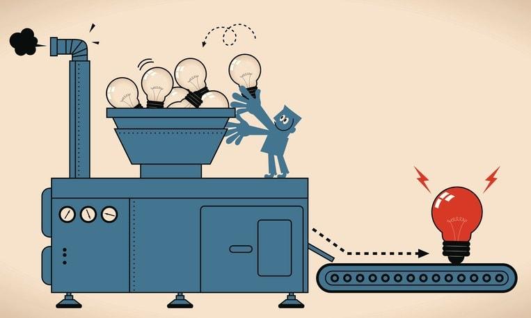 Innovare è un'abitudine che chiunque può acquisire