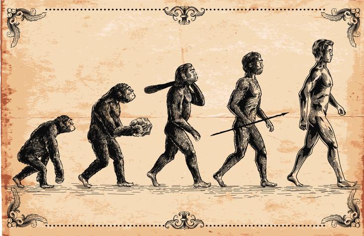 La tecnologia non ci rende meno umani: l'evoluzione è mutamento