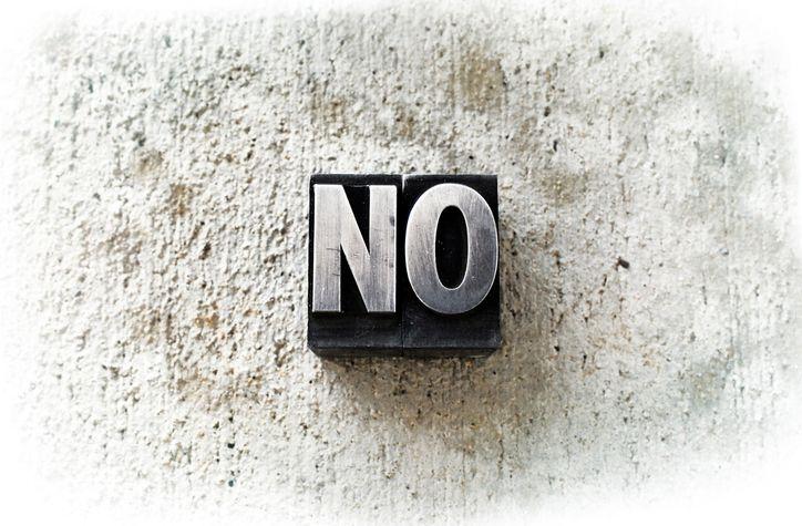 """La parola pronunciata più spesso dai grandi leader è """"no"""""""