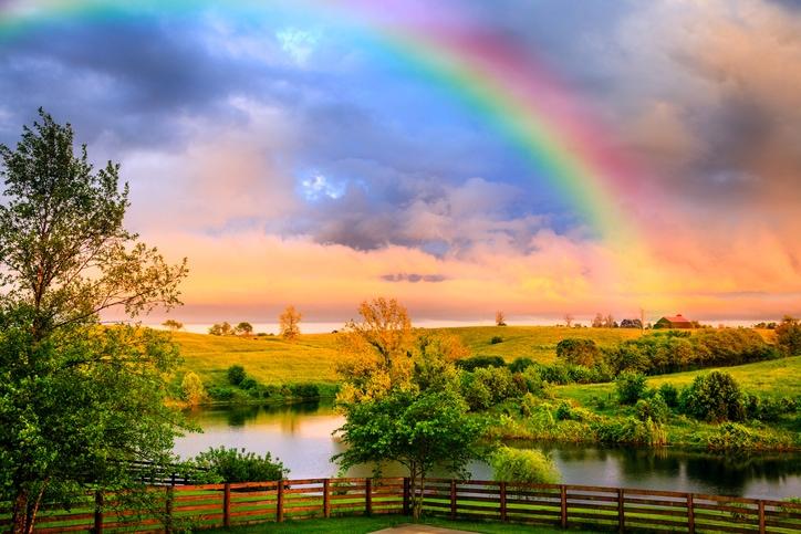 Sii un arcobaleno nella nuvola di qualcun altro