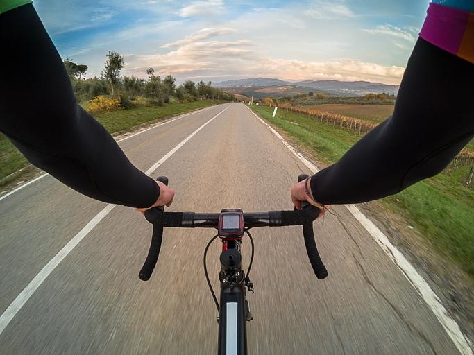 Niente è paragonabile al semplice piacere di un giro in bicicletta