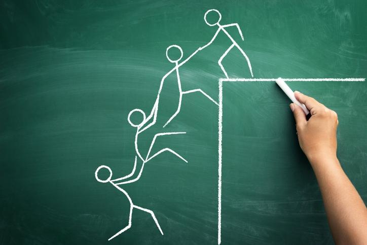 Impara a essere un leader che serve gli altri, non se stesso