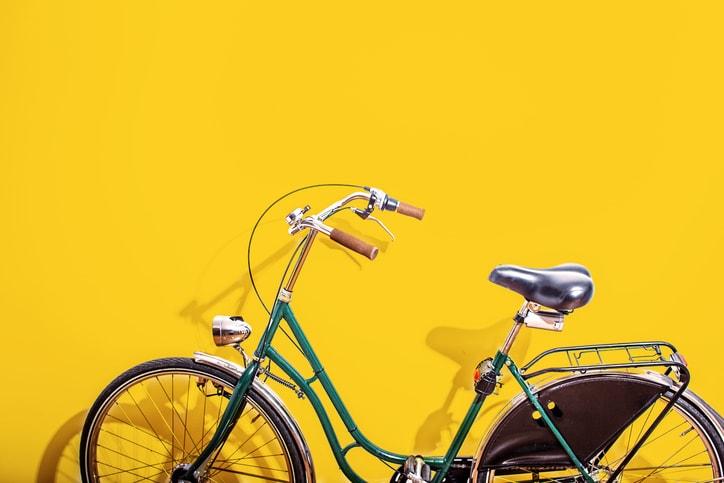 Le biciclette, come le migliori idee, non vanno tenute in garage