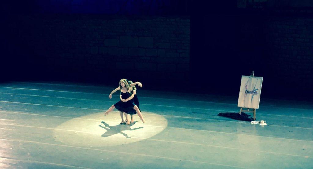 Centodieci al Festival dei Due Mondi di Spoleto. Standing ovation sul palco più importante