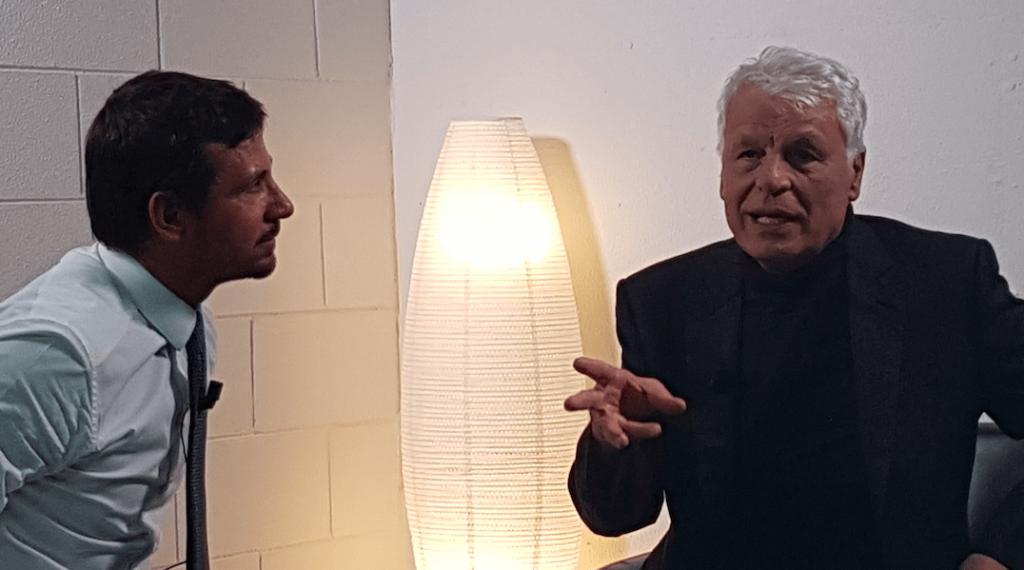 """""""Evoluzione è accettare quello che ti spiazza"""": Oscar Di Montigny intervista Michele Placido"""