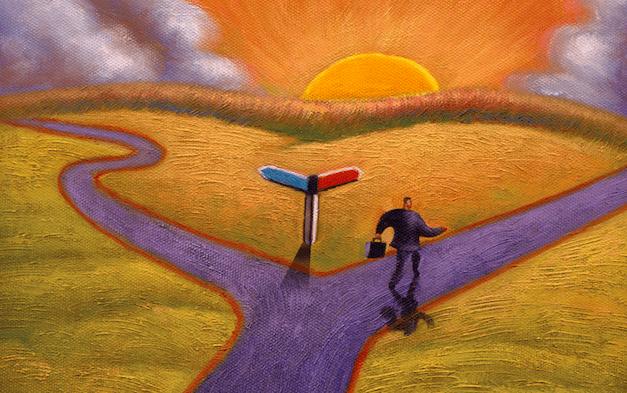 Non restiamo impantanati nelle paludi dell'incertezza: impariamo a decidere con coraggio