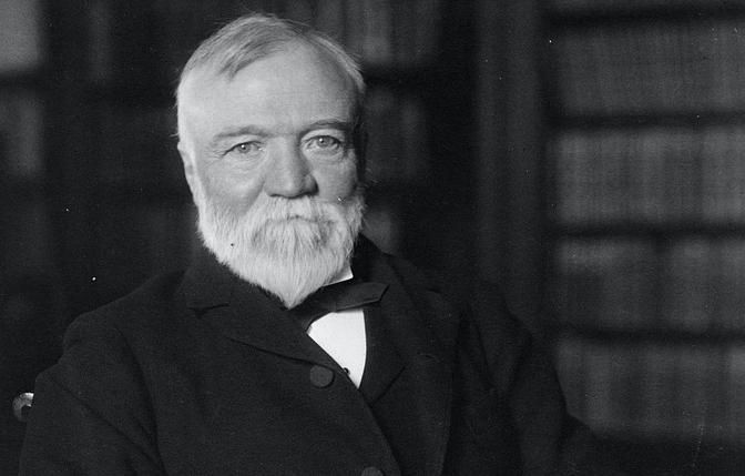 Scopri la storia di Andrew Carnegie, che fece della «cultura del fare» la sua bandiera