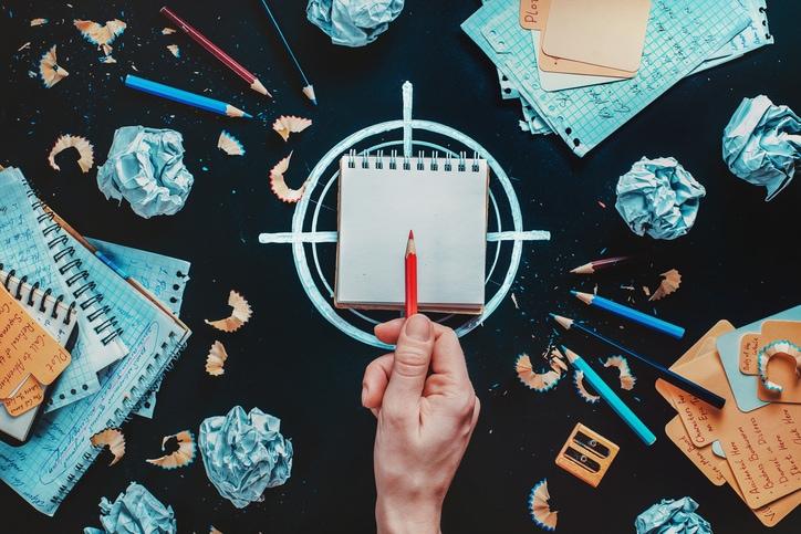 Ti piacerebbe scrivere per vivere? Il segreto è non smettere (mai) di studiare