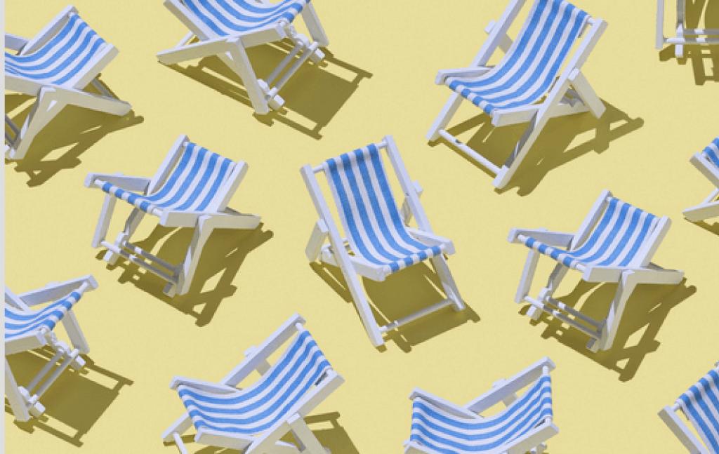 Un solo, semplice «esercizio delle vacanze» per tornare in armonia con se stessi
