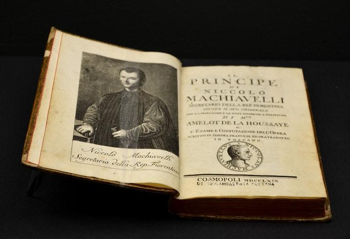 10 (immortali) lezioni da Il Principe di Niccolò Machiavelli