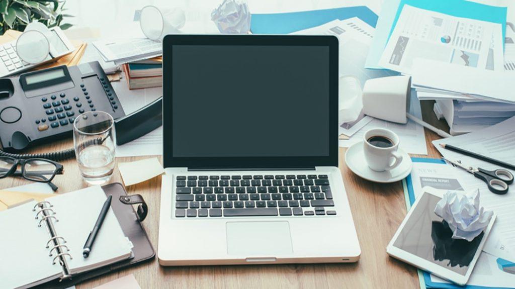 4 consigli per organizzare al meglio il proprio spazio di lavoro