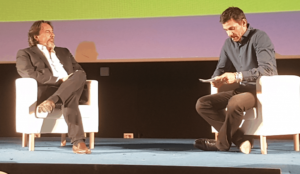 Patrizio Paoletti e Oscar Di Montigny su ispirazione e cambiamento: cosa abbiamo imparato